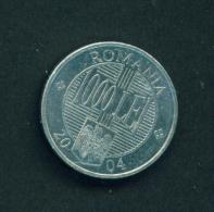 ROMANIA - 2004 1000l Circ. - Romania