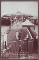 Essex  SOUTHEND  ON SEA New Promenade Deck Opened  1908 RP E1091 - Southend, Westcliff & Leigh