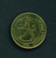 FINLAND - 1993 1m Circ. - Finland