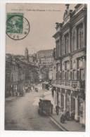 BAR LE DUC - Café Des Oiseaux Et Rue Rousseau - Bar Le Duc