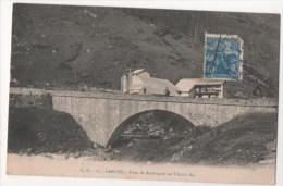LARUNS - Pont De Barthèque Sur L'Arriü-Sec - Laruns