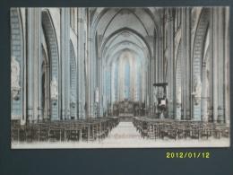 Ledeberg.- Intérieur De L'Eglise. - Gent