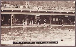 Essex  WESTCLIFF   ON SEA  New Swimming Baths RP E1100 - Southend, Westcliff & Leigh