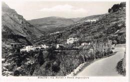 Savona Rialto Via Mulino E Rocca Argentifera - Savona