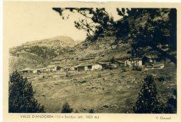 VALLS D'ANDORRA - Soldeu - Andorre