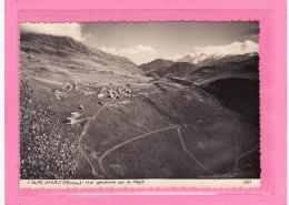 PHOTOGRAPHES / ROBY / L´ALPE D´HUEZ 1800m (38) / Vue Générale Sur La Meije / Tirage Sur Papier Mate - Illustrateurs & Photographes