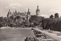 N8507 Schwerin Schloss   2 Scans - Schwerin