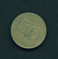 SOUTH KOREA - 1982 50w Circ. - Korea, South