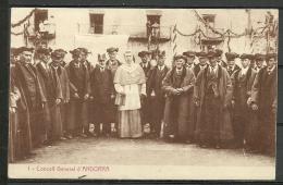 ANDORRA- TARJETA POSTAL FOTOTIPIA THOMAS- BARCELONA ( LA MARAVILLA) SEO DE URGEL 1- CONSEJO GENERAL D' ANDORRA.  (E.33 ) - Andorra