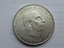 Spanje , 100 Pesetas,  1966 - 100 Peseta