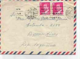 CARTA CIRCULADA SEND POST POST SCHICKEN SENDEN LETTERA CIRCULATED LETTERA CIRCULATED TBE OHL - 1931-Aujourd'hui: II. République - ....Juan Carlos I