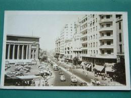 26th JULY Avenue - Anno 1960 ( Zie Foto Details ) !! - Le Caire