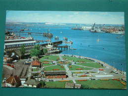 Portsmouth HARBOUR From GOSPORT - Anno 1978 ( Zie Foto Details ) !! - Portsmouth