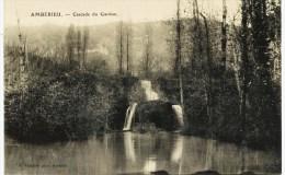 8240 - Ain -   AMBERIEU  :  Cascade  Du Gardon          Phot. F. Vialatte ,Oyonnax - Frankrijk
