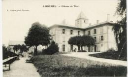 8242 - Ain -   AMBERIEU  :  Chateau De TIRET         Phot. F. Vialatte ,Oyonnax - Frankrijk