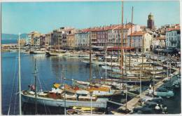 Saint-Tropez: PORSCHE 356 B 1600S CABRIOLET, RENAULT FREGATE, SIMCA VEDETTE, CITROËN 2CV - Yachts - Auto/Car/Voiture - Toerisme
