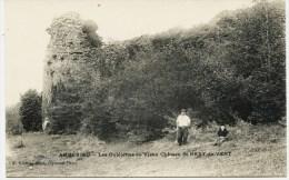 8249- Ain -   AMBERIEU  : Entrée De Vareille Et Le Chateau     Phot. F. Vialatte ,Oyonnax - Frankrijk