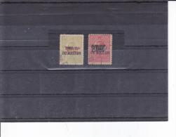 Help Stamp With Overprint 1918 Reversed - Romania