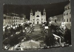 SAVONA - Riviera Delle Palme - Pietra Ligure - Piazza XX Settembre - Notturno - Savona