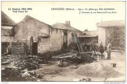 51 LENHAREE  -   Apres Le Passage  Des Barbares - Other Municipalities