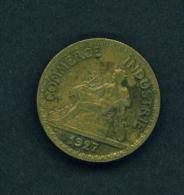FRANCE - 1927 50c Circ. - France