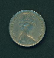 AUSTRALIA - 1967 10c Circ. - 10 Cents