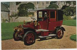 UNIC TAXICAB - 1908 - London Taxi - England - Taxis & Fiacres