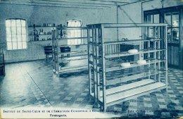 Heverle (Leuven) : Institut Du Sacré-Coeur Et De L´Immaculée Conception : Fromagerie (cheese Dairy, Kaaswinkel) - Leuven