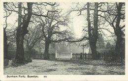 PC Altrincham Bowdon Dunham Park 1907 #01 - Manchester