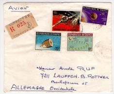 Old Letter - Guinea, Guinee - Guinea (1958-...)