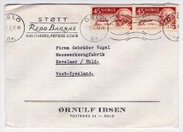 Old Letter - Norway - Norvège