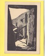 CPA - 66 - AMELIE Les BAINS -   PALADA  - Bois Original  De H. Lamoureux - France