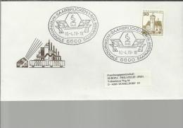 ALEMANIA SAARBRUCKEN  FERIA DEL SARRE SAAR 1978 - Sin Clasificación