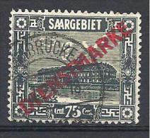 SARRE TAXE N� 14  OBL TB