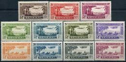 Y&T PA N° 1-11 ** - Sénégal (1887-1944)