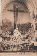 Ghyvelde  Le Calvaire  De L´ Eglise       Scan 4888 - Dunkerque