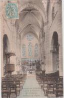 ENVIRONS DE CORBEIL...SAINT GERMAIN LES CORBEIL ..INTERIEUR DE L EGLISE - France