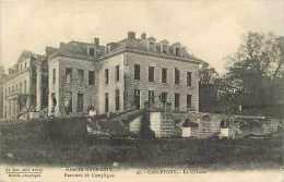 Oise- Ref A 218 - Carlepont -le Château - Guerre 1914-18 -carte Bon état - - France