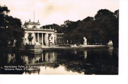 Varsovie Palaisa  Tazienki - Polonia