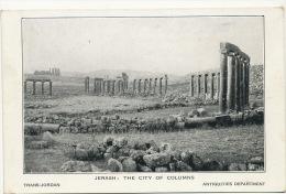 Jerash The City Of Columns TransJordan - Jordanie