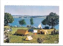Le Lac De Pareloup. Camping Du Yachting. - Autres Communes