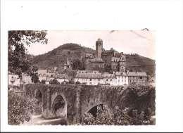 ESTAING. - Le Pont Et Le Chateau. - France