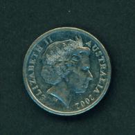 AUSTRALIA - 2002 5c Circ. - Decimal Coinage (1966-...)