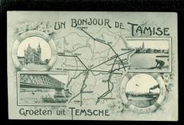 Tamise - Temsche - Temse  :  Un Bonjour - Temse