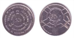 Burundi 50 Francs 2011 - Burundi