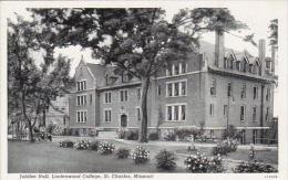Missouri Saint Charles Jubilee Hall Lindenwood College - St Charles