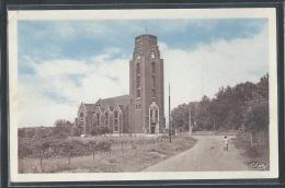 - CPSM 80 - Cléry-sur-Somme, L'église - Otros Municipios
