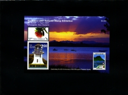 NEW ZEALAND - 2007  NORTHLAND  EXIBITION  MS  MINT NH - Blocchi & Foglietti