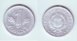 Hungary 1 Forint 1958 - Hongrie