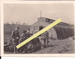 Meuse Argonne Romagne YMCA  Photo Us  Poilus 1914-1918 14-18 Ww1 WWI 1.wk - War, Military